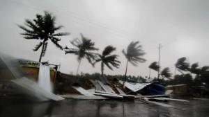 """Schwere Schäden in Indien durch Zyklon """"Fani"""""""