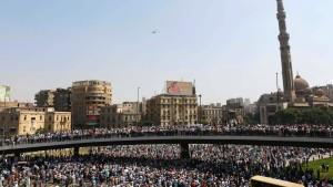 Abermals Dutzende Tote bei ägyptischen Protesten