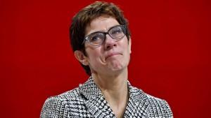Opposition erwartet keinen Wandel bei CDU