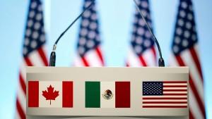Kanada ziert sich noch bei Nafta-Nachfolge