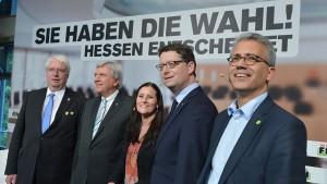 Traum von Groß-Hessen