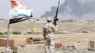 Irakische Armee erobert Tikrit zurück