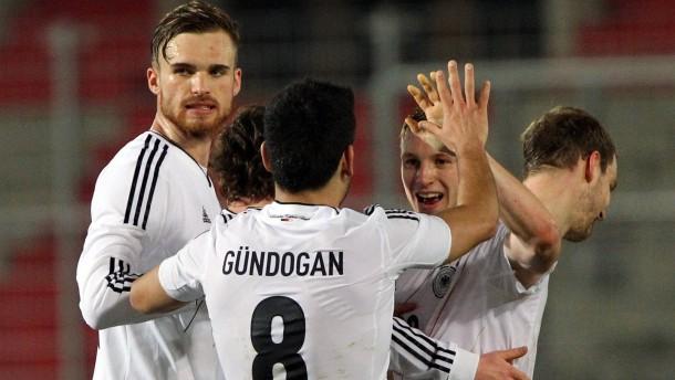 U21 für EM-Playoffs qualifiziert
