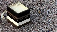 Iraner dürfen nicht mehr nach Mekka