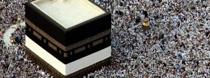 Mindestens einmal im Leben: Die Pilgerfahrt nach Mekka ist für alle Muslime verpflichtend.