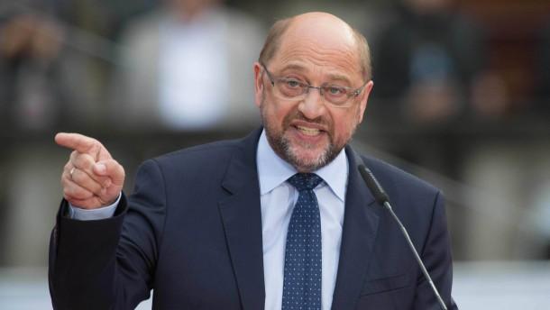 Schulz fordert Abzug amerikanischer Atomwaffen