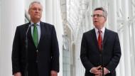 Schwarzfahrerkontrollen gegen Schengen-Störungen