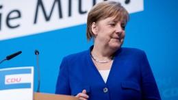 """""""Merkel belohnt das Schmierentheater der CSU"""""""