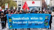 Hamburger Oberverwaltungsgericht verbietet G-20-Protestcamp