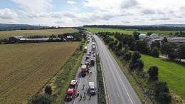 Welche Straße in Deutschland ist die gefährlichste?
