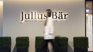 Deutsche Bank verliert an Julius Bär