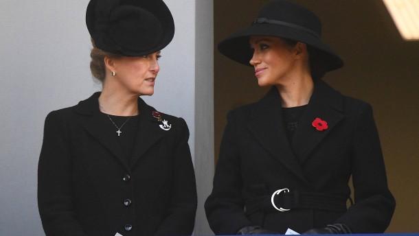 Queen-Schwiegertochter Gräfin Sophie: Sind immer noch eine Familie