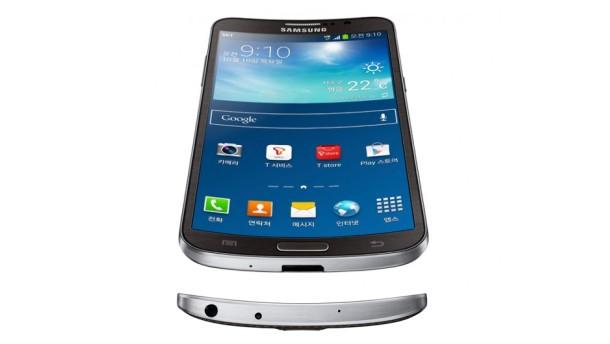 Samsung verbiegt sich gerne