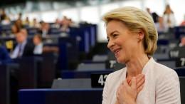 Von der Leyen soll EU zusammenhalten