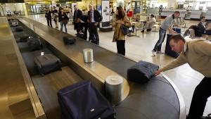Fluglinien wollen weniger Koffer verlieren