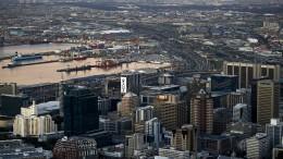 Südafrikas Wirtschaft bricht im zweiten Quartal um 16 Prozent ein