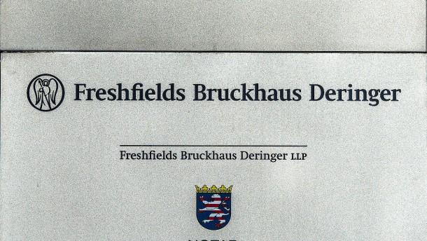 Freshfields und Partner trennen sich