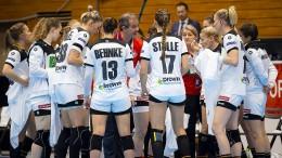 Deutsche Handball-Frauen verpassen WM-Gruppensieg