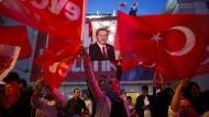 Präsident der Türkei ist  Recep Tayyip Erdogan bereits. Bald hat er noch mehr Macht.