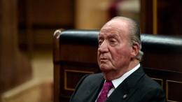 Juan Carlos zahlt 4,4 Millionen an den Fiskus