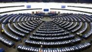 Große Koalition in Straßburg