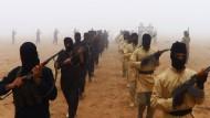 Deutsche Dschihadisten werden vom IS verheizt