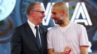 Rummenigge: Pep wird Bayern als Freund verlassen