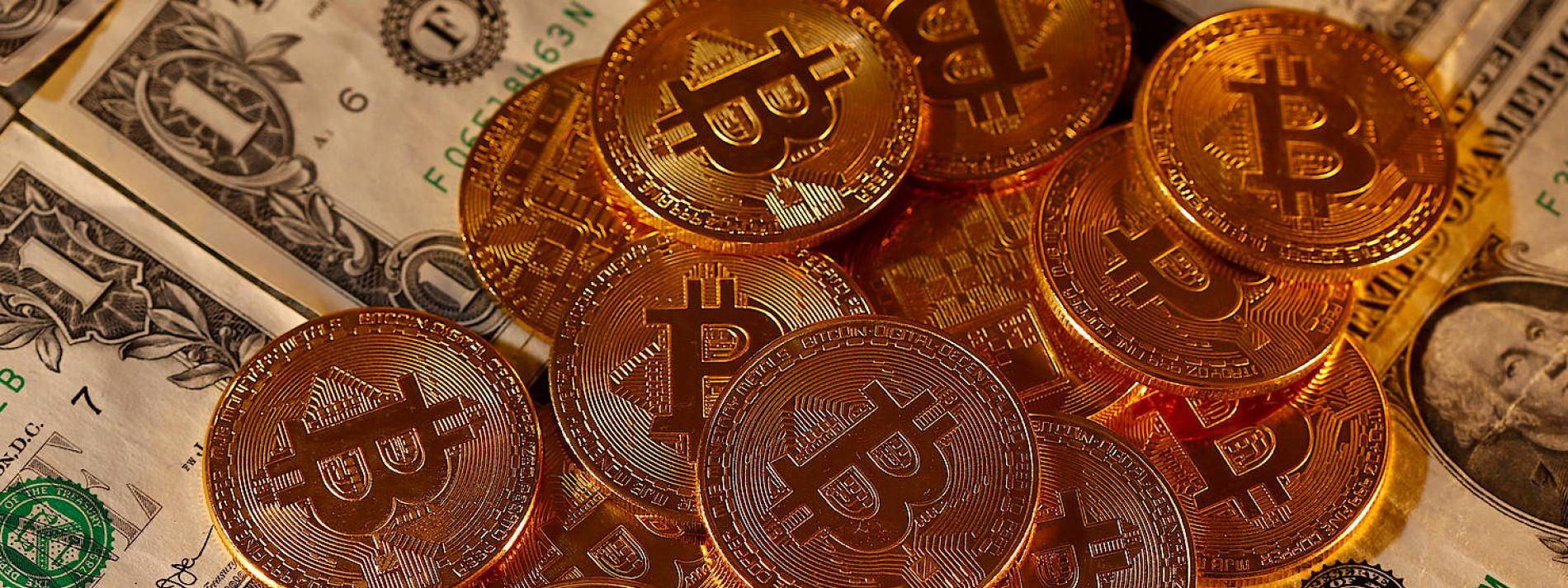 Der Bitcoin  ist zurück