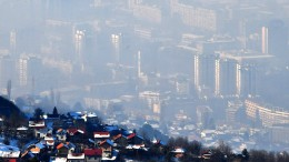 Die dickste Luft Europas