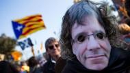 Was wird aus Puigdemont?