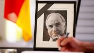 Der Umgang mit dem Tod von Helmut Kohl wird immer mehr zu einer politischen Angelegenheit