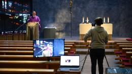 Karfreitag und Ostern ohne Kirchgang?