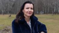 Jana Schimke am Rangsdorfer See