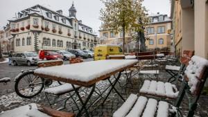 Wie streng wird der Winter?