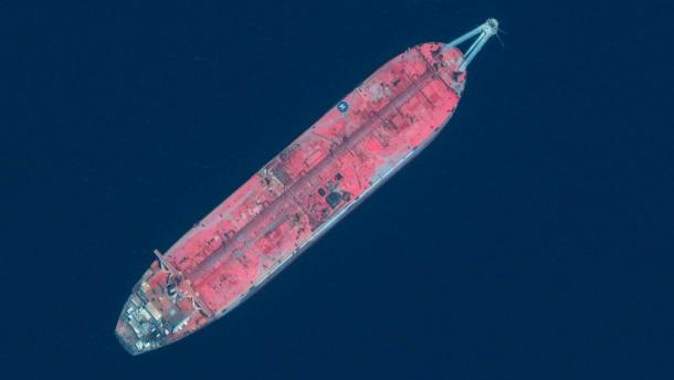 UN warnen vor Gefahren durch Öltanker vor Küste des Jemen