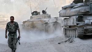 Assad erlaubt Untersuchung von mutmaßlichem Giftgaseinsatz