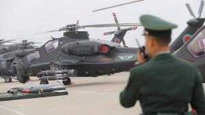 Amnesty kritisiert deutsche Ausbildungshilfen für Chinas Militär