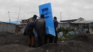 Die Toilette der Zukunft