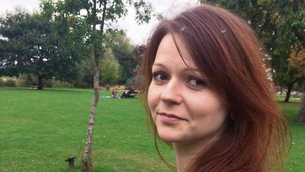 Julia Skripal aus Krankenhaus entlassen