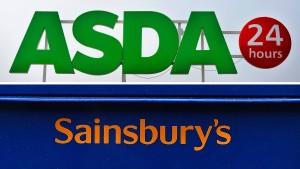 Supermarkt-Megafusion in Großbritannien geplant