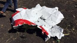Keine Überlebenden bei Flugzeugabsturz nahe Addis Abeba