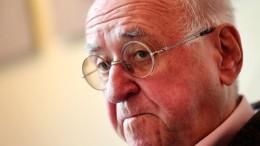 Alfred Biolek im Alter von 87 Jahren gestorben