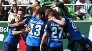 Hoffenheim führte zwischendurch gegen Bremen 5:0.