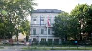 Die vietnamesische Botschaft in Berlin: Die Bundesregierung geht davon aus, dass sie an der Entführung des vietnamesischen Geschäftsmanns beteiligt war.