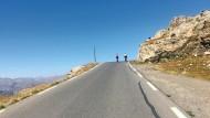 Rad ab: Ein Amateurrennen von Megève nach Nizza
