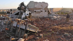 Mindestens 27 Zivilisten in Syrien getötet