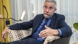 Paul Krugman im Gespräch