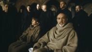 """Sean Connery spielte 1986 den Franziskanermönch William von Baskerville in """"Der Name der Rose"""". Jetzt verfilmt Sky den Stoff als Serie."""