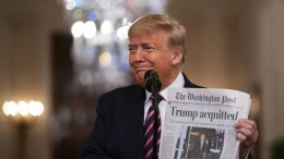 Trumps Triumph-Tour