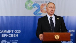 Putin möchte lieber schlafen als weiterreden